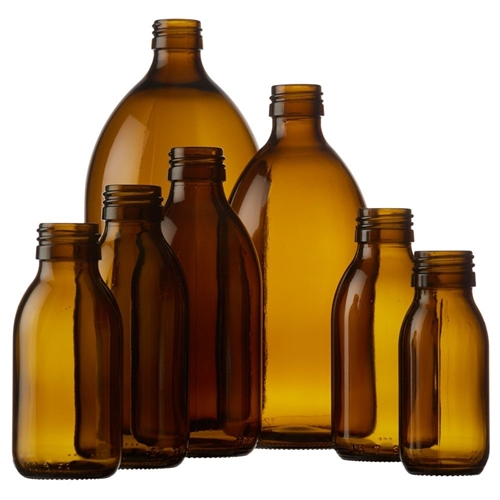 Picture for category Brown Syrup Bottles