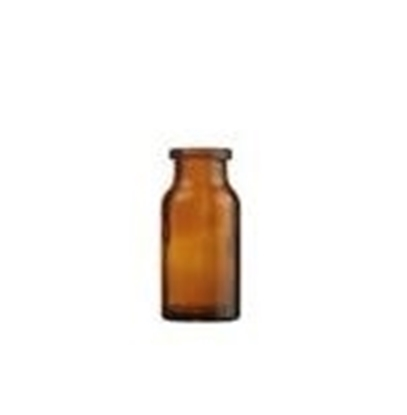 Picture of Penicillin Bottle 10-12ml 20mm amber