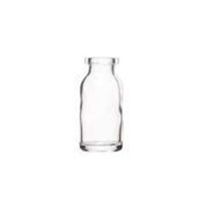 Picture of Penicillin Bottle 10-12ml 20mm clear