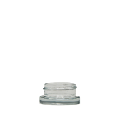 Picture of Thick wall glass concentrate jar - Child resistant - 9 ml - 38/400