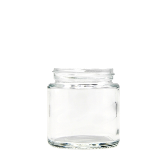Picture of Glass straight sided jar - Child resistant - 100 ml - 30 dram - 53/400