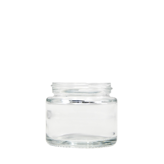 Picture of Glass straight sided jar - Child resistant - 75 ml - 20 dram - 53/400