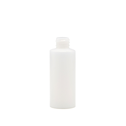 Picture of Cylinder round plastic bottle - HDPE  - Natural - 2oz - 60 ml - 20/410