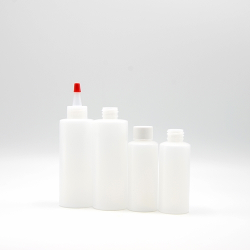 Picture for category Cylinder Round Plastic Bottles